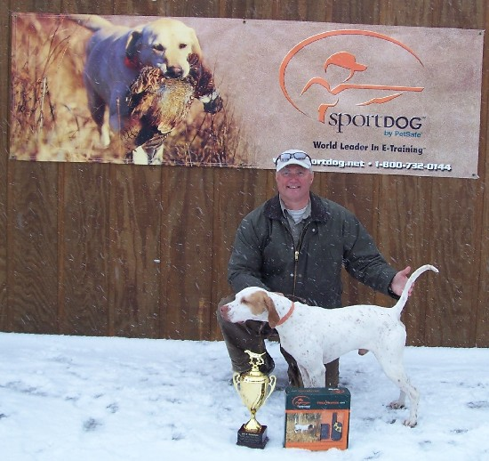2007 Open Pointing - 3rd Place