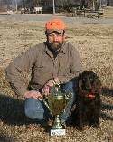 Handler: Phil Hinchman