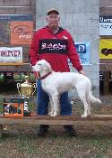 Handler: Bill Bickert, Lithia, FL