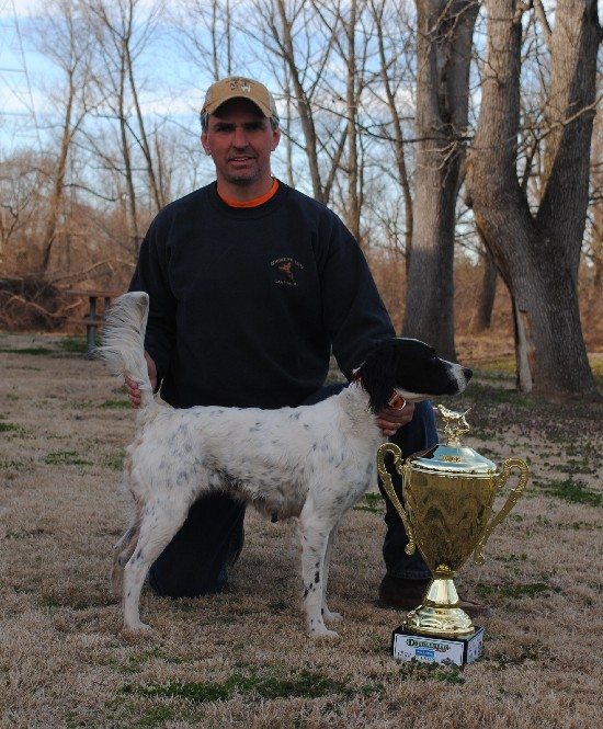 2012 Open Pointing National Champion